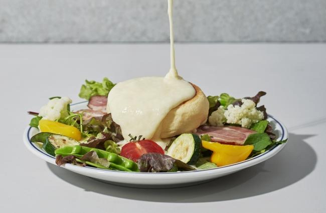画像2: パンケーキ専門店「FLIPPER'S」に新緑の季節到来!
