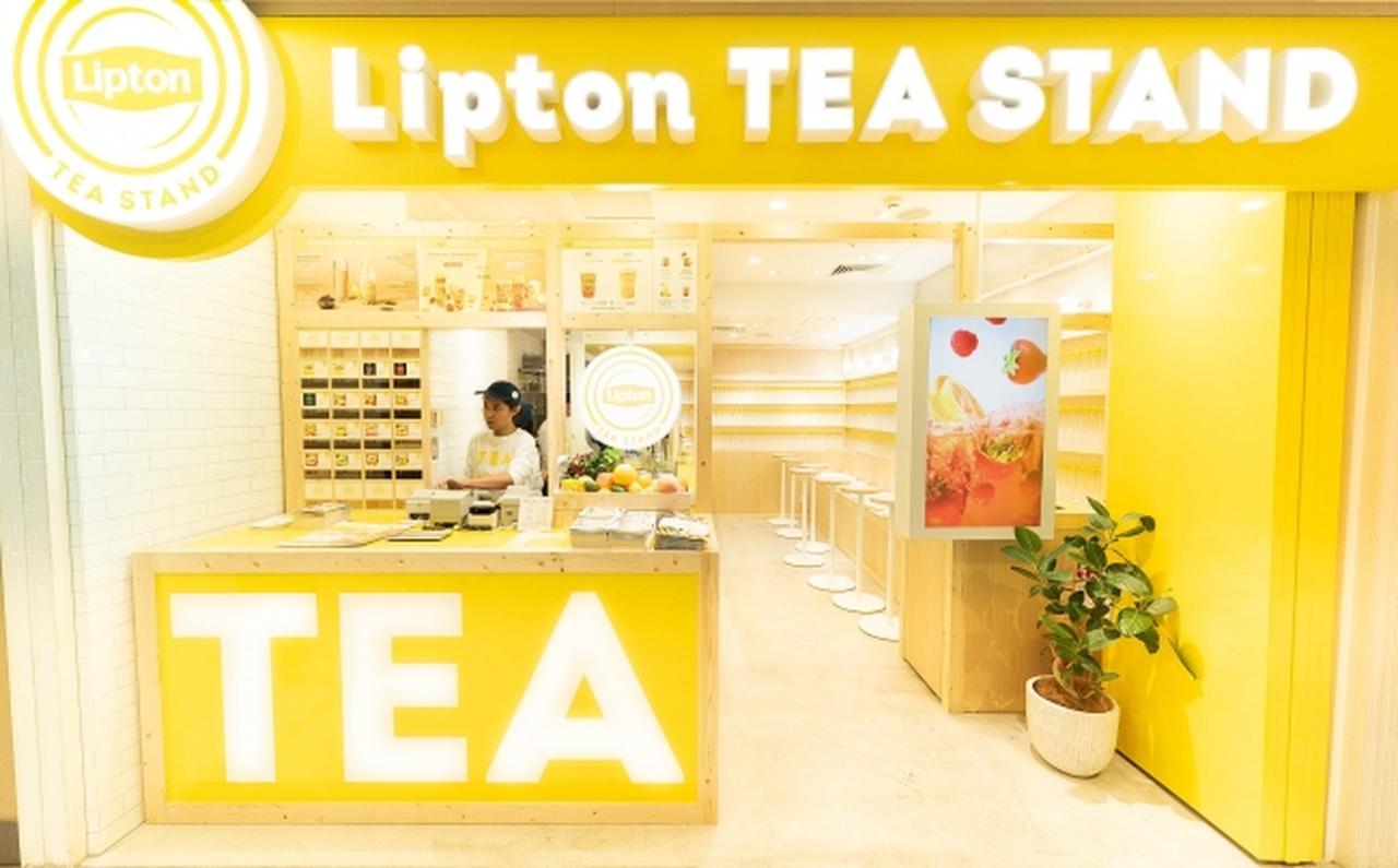 画像4: 「Lipton TEA STAND」で連日売り切れの大人気ドリンク福岡産「あまおう」スペシャルメニューが数量限定で販売延長が決定!