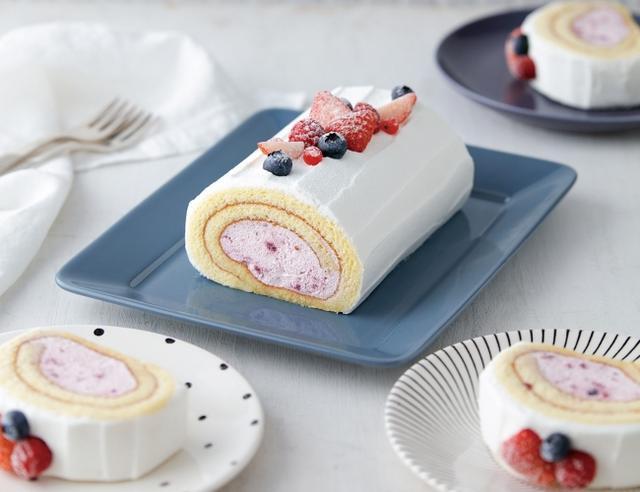 画像1: 手土産やご褒美スイーツに!期間限定ロールケーキも登場