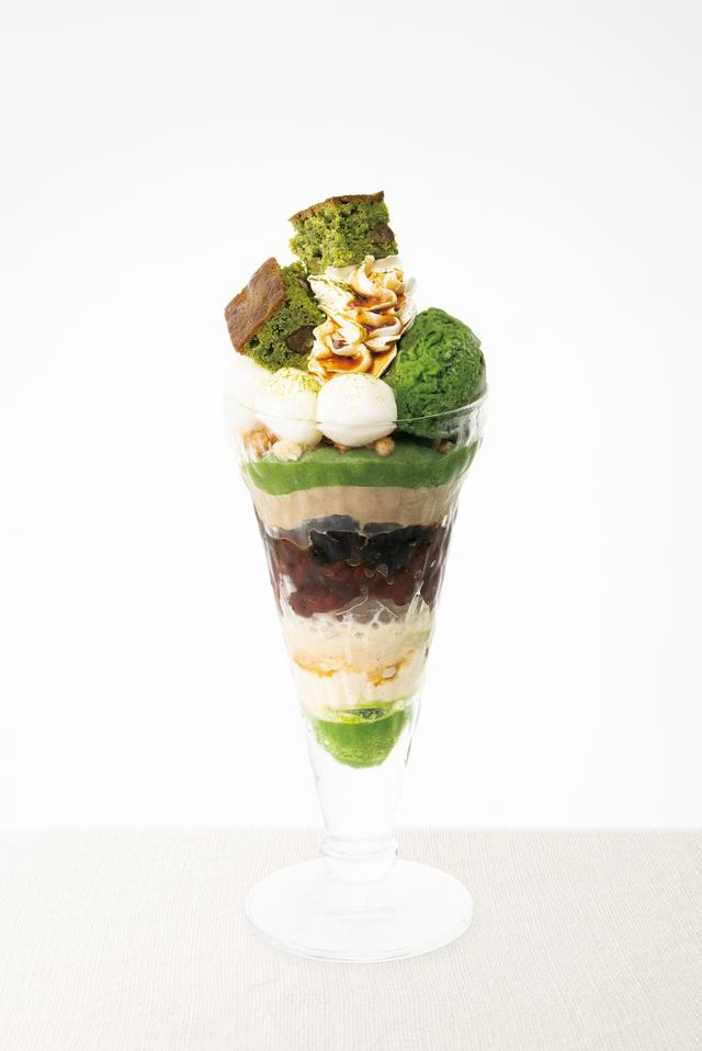 画像2: 【デニーズ】抹茶デザートフェア 「京都産宇治抹茶」を使用、大人の苦みと上品な香りを楽しむ5種