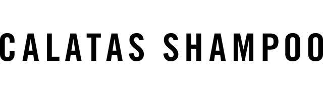 画像: CALATAS SHAMPOO(カラタスシャンプー)オフィシャル通販サイト