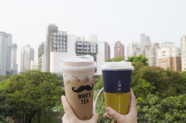 画像2: 日本初上陸!台湾発 タピオカ専門店『WHO'S TEA』