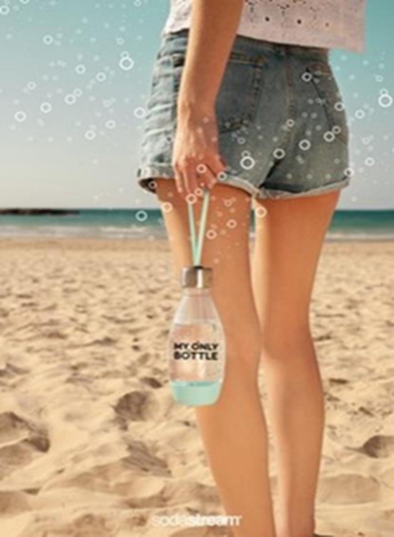 画像1: 自家製炭酸水をどこでも楽しめる、持ち歩き用ボトルがついに登場!