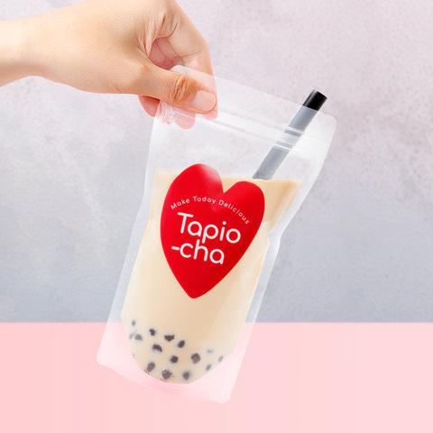 画像3: 『Tapio-cha(台湾茶・タピオチャ)』初の路面店& 中華街初のパックスタイルで提供