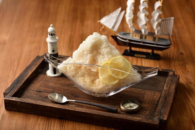 画像: 紅茶かき氷:界 アンジン(静岡県・伊東温泉)