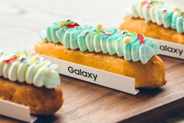 画像2: フォトジェニックなエクレアとドリンクがかわいいGalaxy Harajuku 2階『Galaxy Cafe』に新メニュー登場!