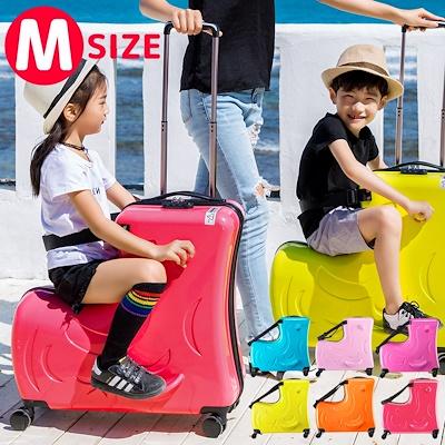 画像: [Qoo10] 子どもが乗れるスーツケース : 日用品雑貨