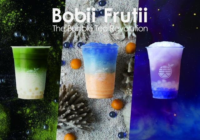 画像: 台湾発祥、最も美しすぎるタピオカドリンクと世界中で話題!天然素材にこだわった、プレミアムタピオカスムージー「Bobii Frutii」が待望の日本初上陸