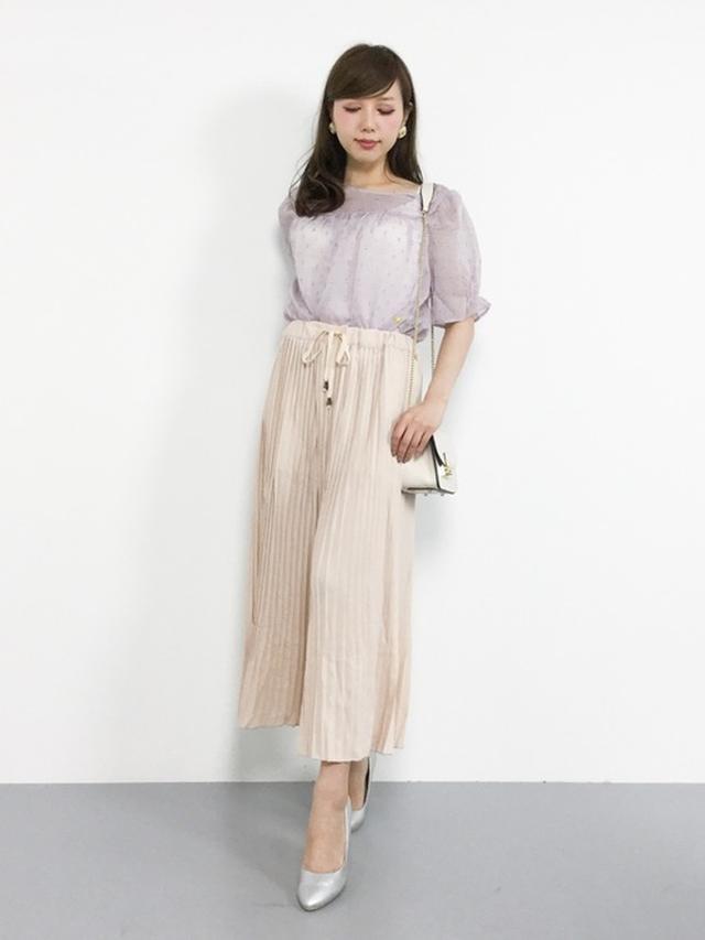 画像: JULIA(ZOZOTOWN)|Omekashiのシャツ/ブラウスを使ったコーディネート - WEAR