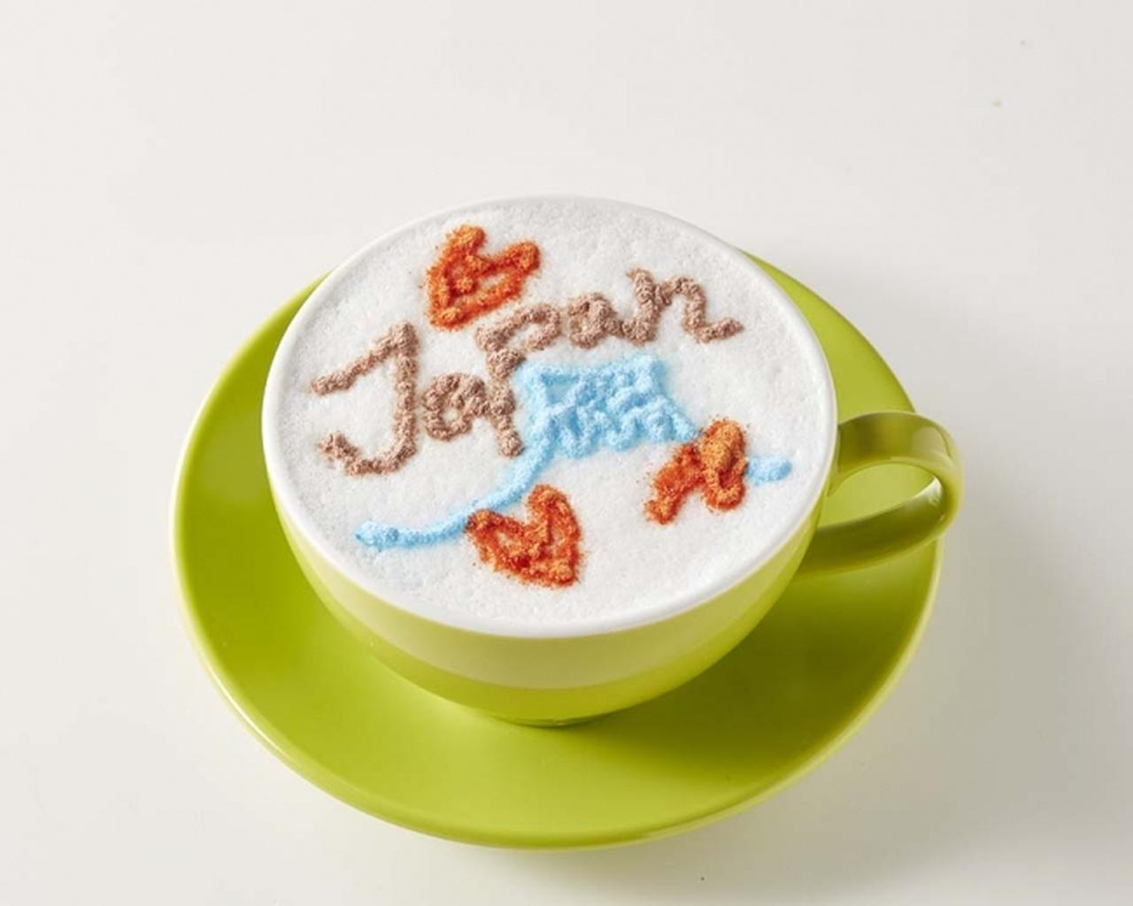 画像4: 「POWDER ART CAFE」の特長は?