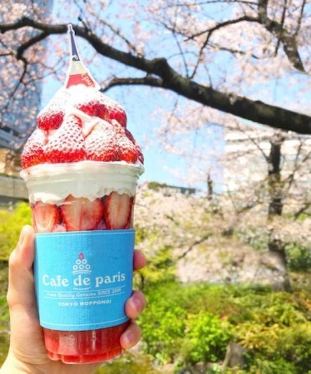 画像4: 韓国No.1カフェ「カフェ ド パリ」、初の常設店舗は「ラフォーレ原宿」