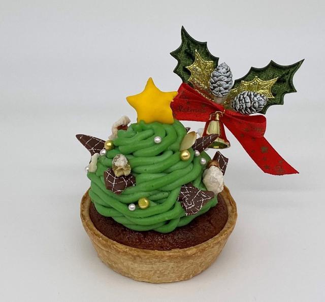 画像2: 「パイホリック」から、おもちゃ箱のようなクリスマス限定スイーツ登場!