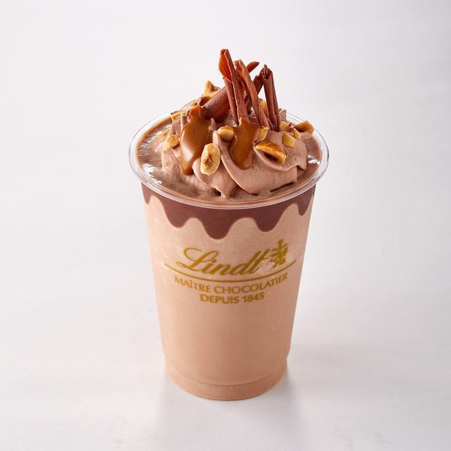 画像3: 【リンツ】ナッツとキャラメルが香ばしいチョコレートドリンク「ジャンドゥーヤ」