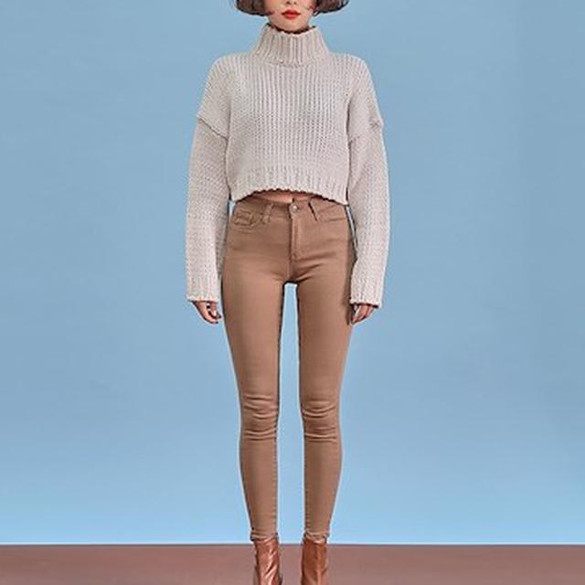 画像1: 人気のオルチャンファッションのコーディネートアイテム