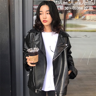 画像: [Qoo10] DISCOVER THE SEASON : 短いスタイル ファッション コート 薄手 : レディース服