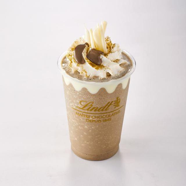 画像2: 【リンツ】ほうじ茶が香り立つチョコレートドリンク新発売