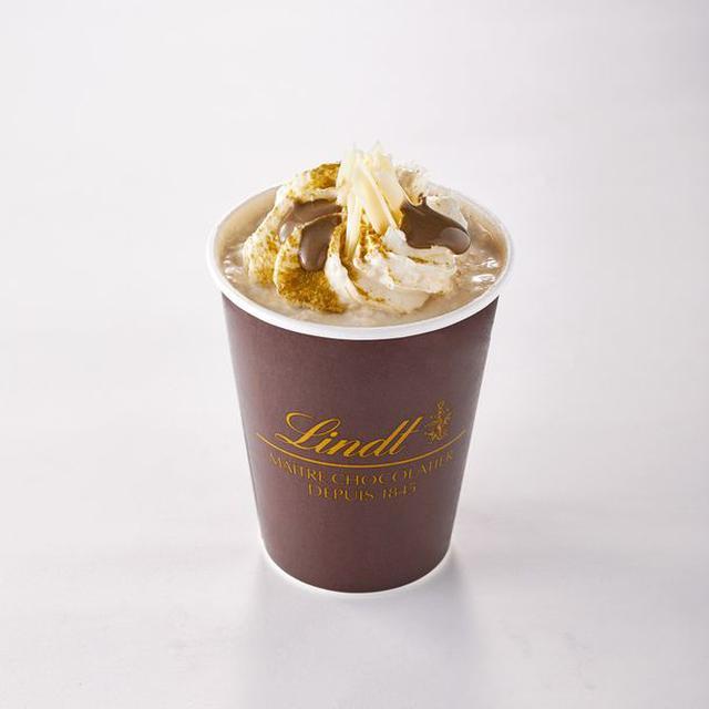 画像3: 【リンツ】ほうじ茶が香り立つチョコレートドリンク新発売