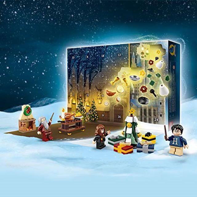 画像2: LEGO ハリーポッター2019 アドベントカレンダー