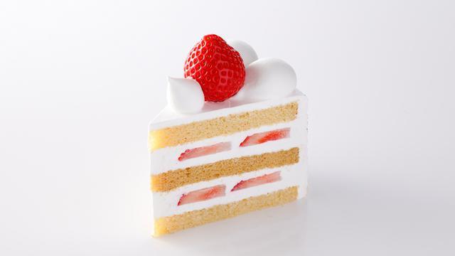 画像: スーパーあまおうショートケーキ | パティスリーSATSUKI | ホテルニューオータニ(東京)