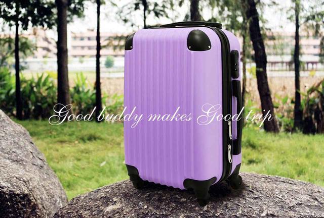 画像2: 超軽量&360度回転の万能スーツケース