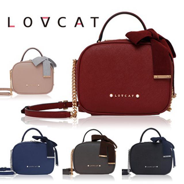 画像: [Qoo10] ラブキャット : 【LOVCAT】ラブキャットベーシック4... : バッグ・雑貨