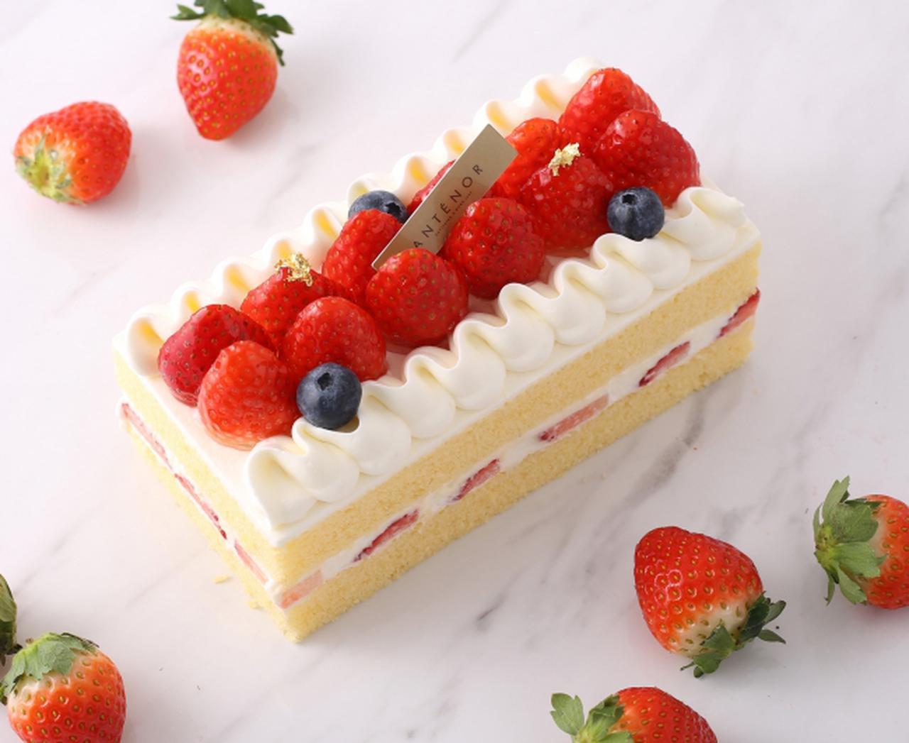 画像2: 苺づくし!あまおう苺・紅ほっぺ苺のケーキ、デザートが勢ぞろい!