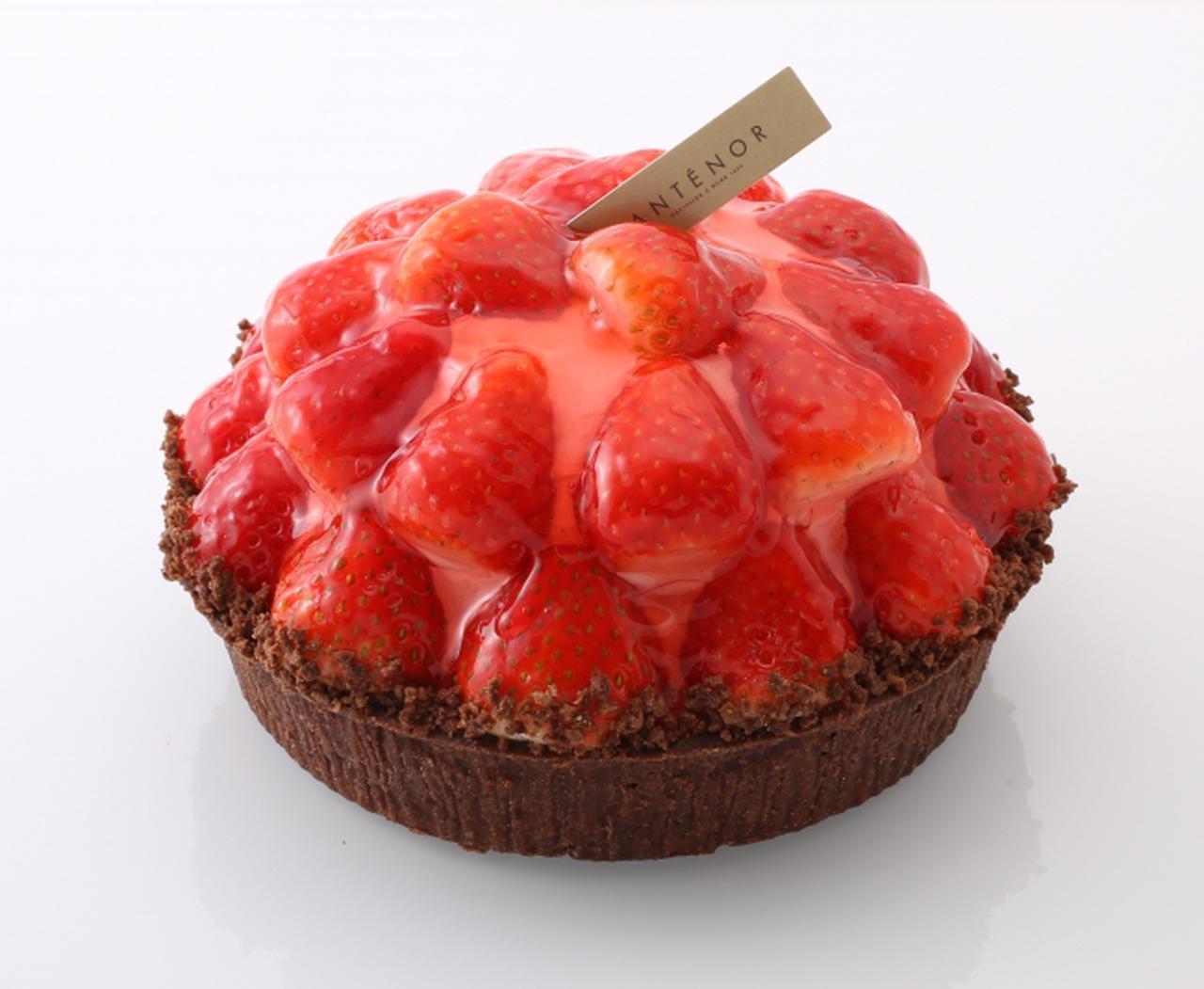 画像4: 苺づくし!あまおう苺・紅ほっぺ苺のケーキ、デザートが勢ぞろい!