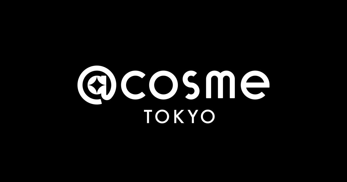 画像: @cosme TOKYO   アットコスメトーキョー