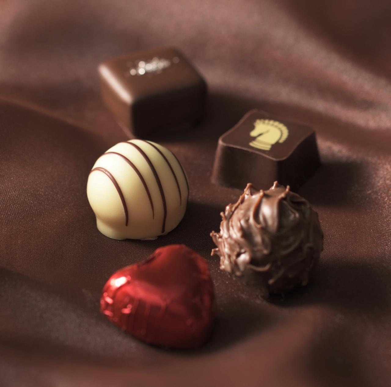 画像: 【銀座コージーコーナー】バレンタインに!こだわり新作チョコギフト「ショコラアソルティグラン」「ショコラアソルティバリエ」が好評販売中