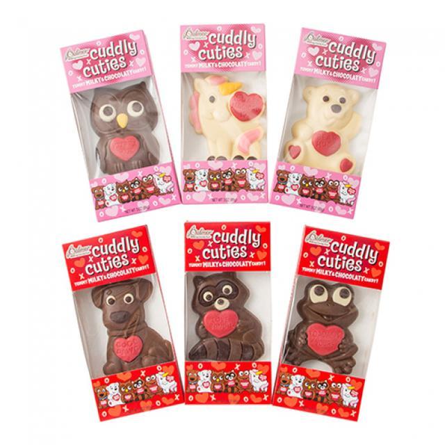 画像4: 全国のPLAZAお菓子担当スタッフ114人が選ぶ ~「見た目が可愛いインパクトチョコレート」ベスト3!
