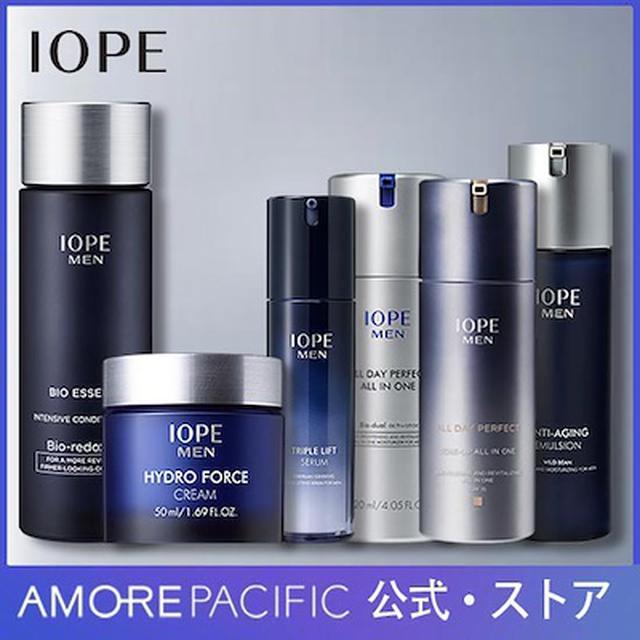 画像: [Qoo10] IOPE : [IOPE/アイオペ] メンズの肌もきれ... : コスメ