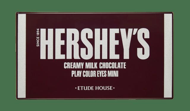 画像1: とろける発色、チョコよりもスイートな愛されEYE 『ハーシー プレイカラーアイズミニ オリジナル』