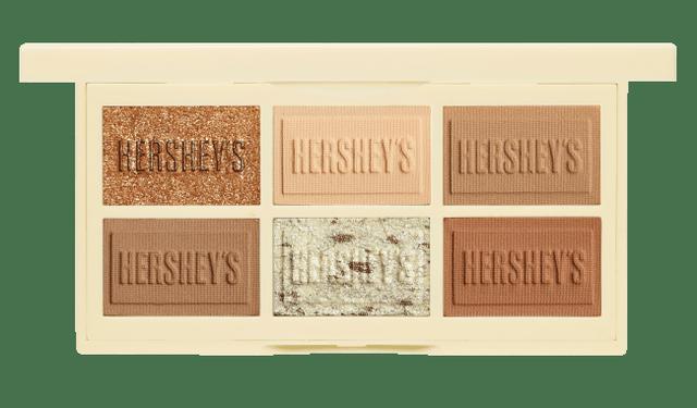 画像2: とろける発色、チョコよりもスイートな愛されEYE 『ハーシー プレイカラーアイズミニ クッキーアンドクリーム』
