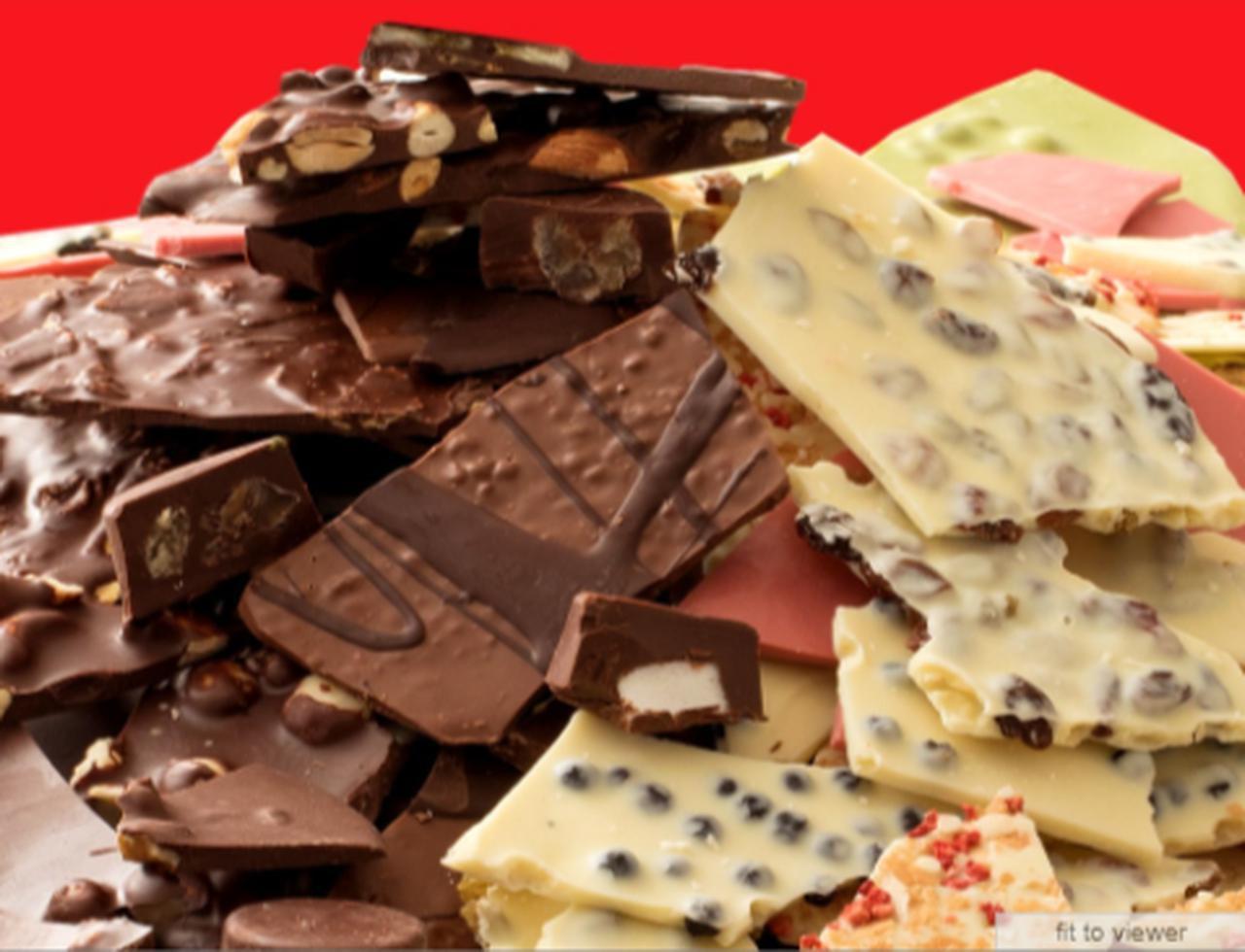 画像1: Qoo10「チョコレート」販売ランキング