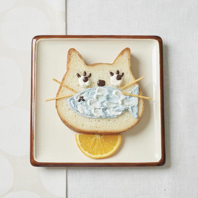 画像3: ねこの形の高級食パン専門店「ねこねこ食パン」が名古屋・栄にオープン
