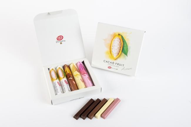 画像3: 素材、製法にこだわった「キットカット ショコラトリー」のラインがPLAZAにも登場!