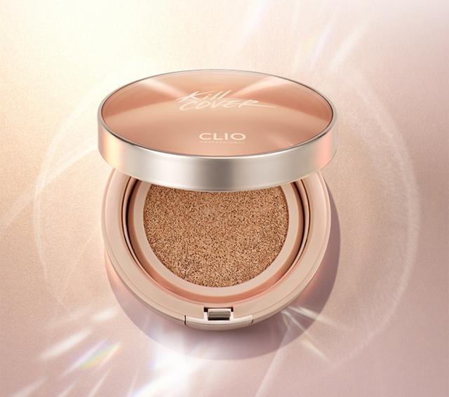 """画像1: 美肌製造ブランド「CLIO」の新作クッションファンデは""""塗ってる感""""なし!"""