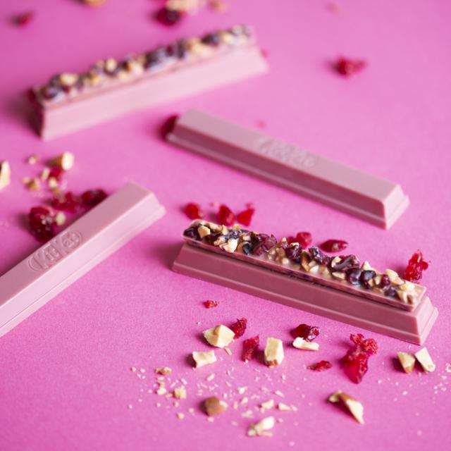 画像2: 素材、製法にこだわった「キットカット ショコラトリー」のラインがPLAZAにも登場!