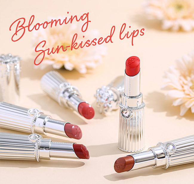 画像: JILL STUART blooming sun-kissed lips | NEW ITEM | JILL STUART Beauty 公式サイト