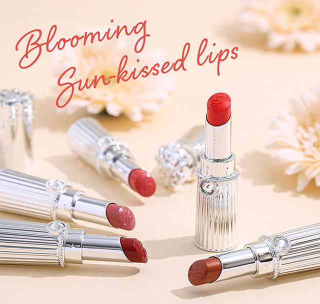 画像: JILL STUART blooming sun-kissed lips | NEW ITEM | JILL STUART Beauty 公式サイト