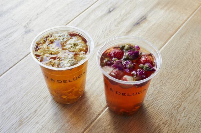 画像: 【DEAN & DELUCA】SEASONAL DRINK  花咲くオリエンタルフルーツティー