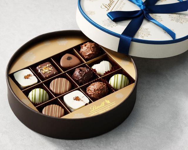 画像: チョコにはチョコのお返し。 リンツチョコレートの「ホワイトデーコレクション2020」