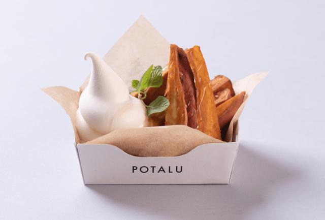 画像1: クラフトポテト専門店「POTALU (ポタル)」、シルクスイートを使ったさつまいもメニューをスタート♪