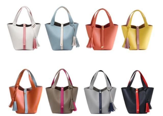 画像3: 春カラーのファッションアイテムをプラスワン