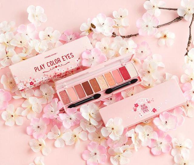 画像3: いよいよ春到来!コスメも桜デザインに。