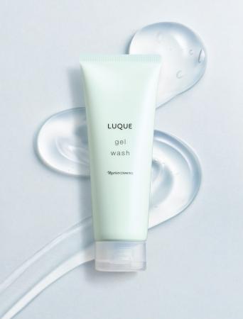 画像1: 洗うほどにうるおい、化粧ノリをよくする朝のジェル洗顔料新発売