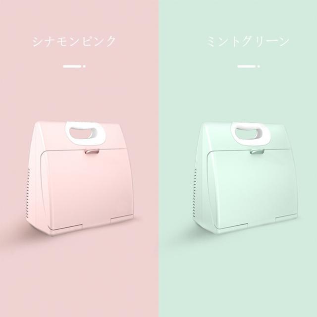画像7: SNS映え必須のコスメ専用ミニ冷蔵庫「COOLTAI」がクラウドファンディングで先行販売開始!