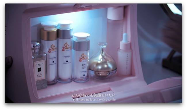 画像5: SNS映え必須のコスメ専用ミニ冷蔵庫「COOLTAI」がクラウドファンディングで先行販売開始!