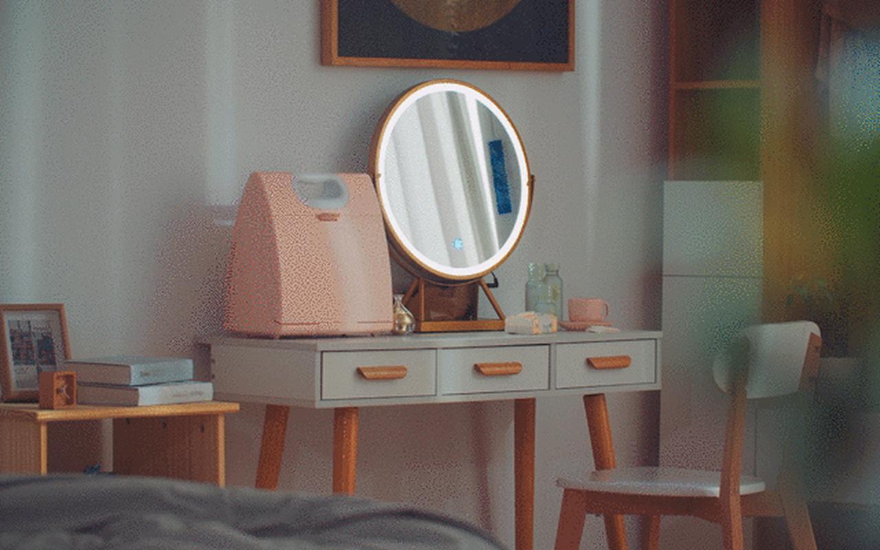 画像2: SNS映え必須のコスメ専用ミニ冷蔵庫「COOLTAI」がクラウドファンディングで先行販売開始!