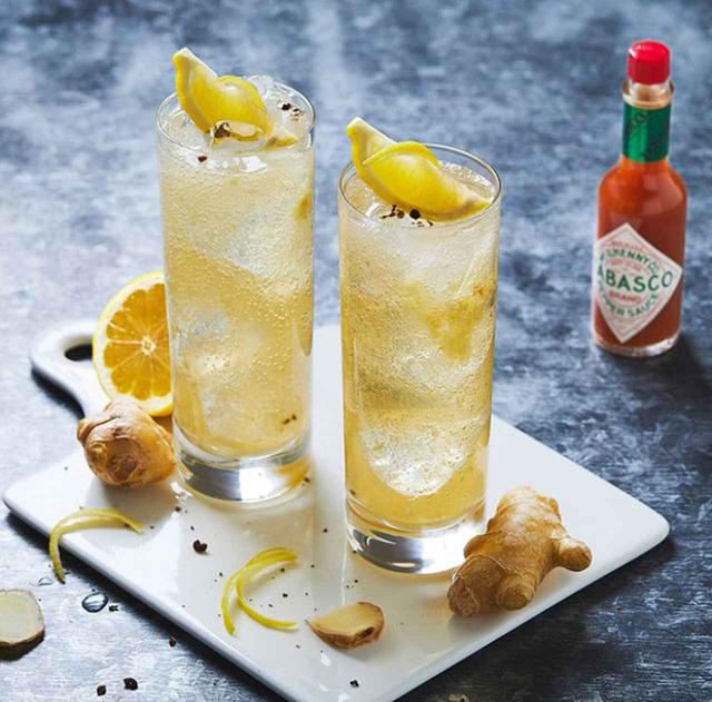 画像1: オンライン飲み会で試したい!「TABASCO®ソース」×「お酒」